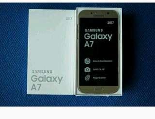 Kredit Handphone Samsung Galaxy A7 2017 proses Cepat cicilan tanpa kartu kredit
