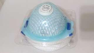 🚚 FIDO NIOSH N95 F720/V 換氣口口罩*5個