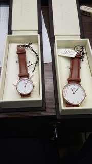 Daniel Wellington Classy St Mawes 26mm&34mm Rose Gold
