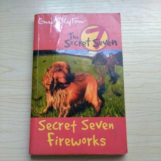The secret seven fireworks