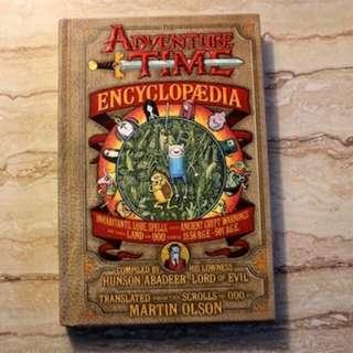 Adventure Time Encyclopaedia
