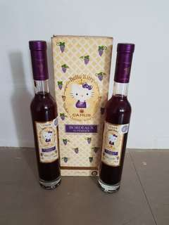 Hello kitty camus classic wine