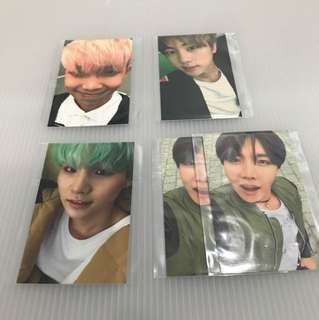 BTS HYYH2 Official Photocard (Hyung)
