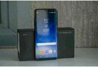 Kredit Handphone Samsung Galaxy S8 Proses Cepat Hanya 30 Menit