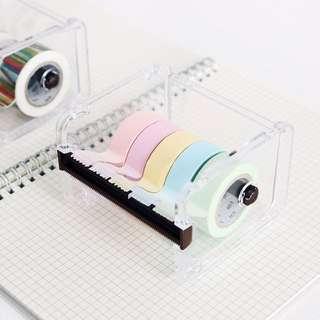 [Accessories] Washi Tape Cutter & Holder