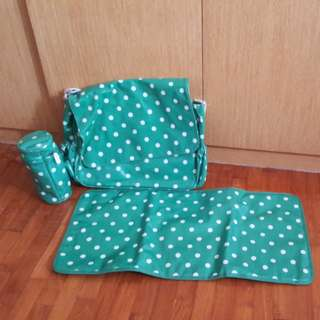 Cath Kidston Baby / Nappy Bag almost new