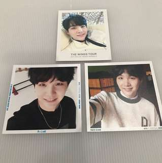 BTS Suga Official Photo Album