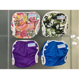 Absolutely Baby Australia Adjustable Swim Nappy Size M/L 10-17KG