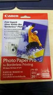 photo paper pro