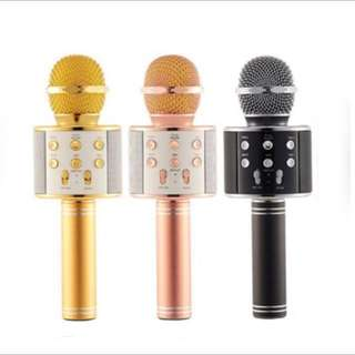Brand New Improved KTV or Karaoke Mic for model WS858 or WS-858 (not Q7 or Q9)