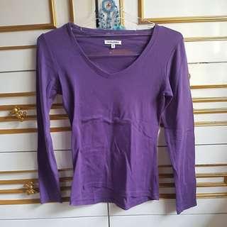 baju ungu COLORBOX