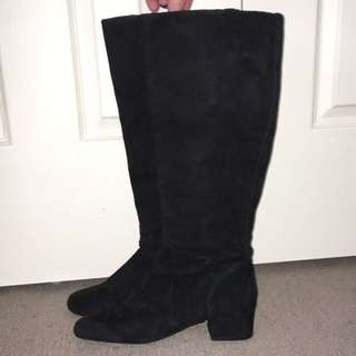 Witchery - Suede knee-high boots