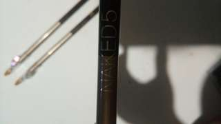 Naked 5   2in1 Eyebrow pencil