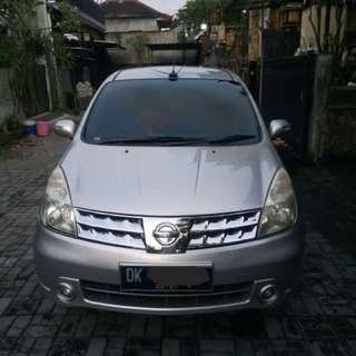 Nissan grand Livina 1.5 XV Thn 2011