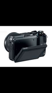 Canon EOS M6 15-45mm IS STM Kit