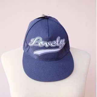 Terranova blue cap