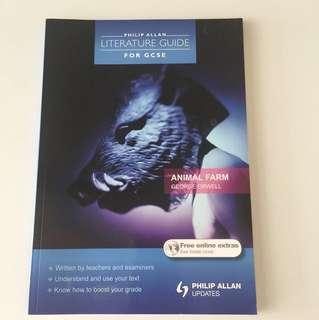 Philip Allan Literature Guide for GCSE