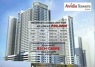 Avida Towers Asten Makati