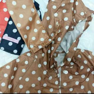 🆕3 colour to choose, raincoat from export sales 45 -> 30