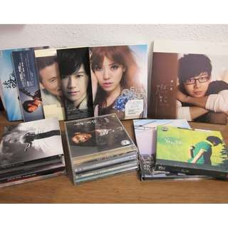 CDs | Chinese & English Songs