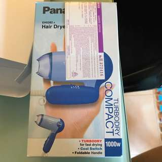 Panasonic Hair Dryer EH5282A (Blue)