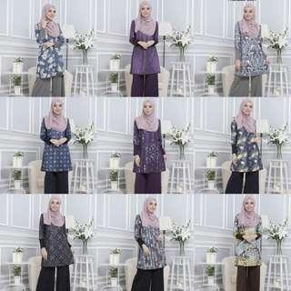 Raina Exclusive (blouse + palazzo)