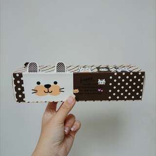 Kotak pensil - pencil case korea