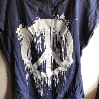 Peace Sign Top