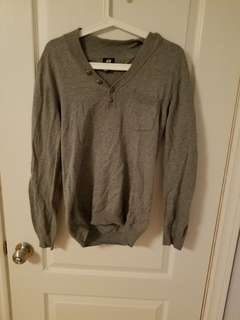H&M Sweater Grey (XS)