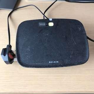 Belkin charging panel 叉電