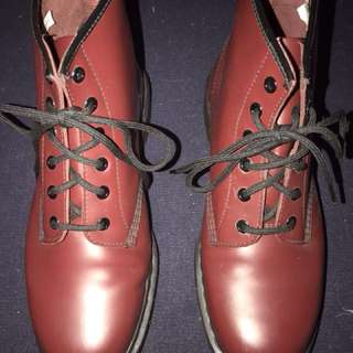 Doc Martens leathers