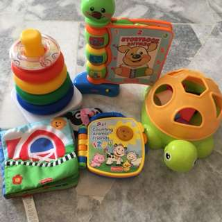Baby Toys Fisher Price