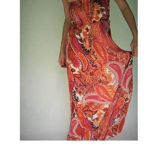 Jane Norman Maxi Dress