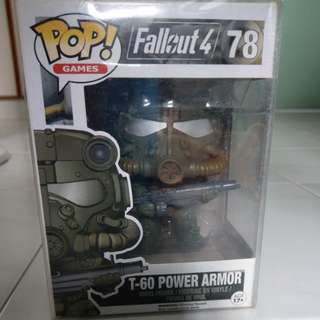 Funko - Fallout T-60 Power Armor (Green)