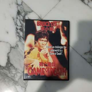 Bruce Lee Game Of Death DVD
