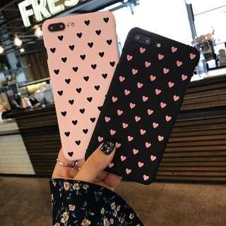 Iphone 6/7/8/X Sweet Heart Case
