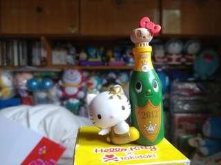 7-11 Hello Kitty 公仔 擺件