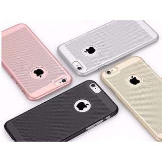 Extreme Thin Breathing Iphone 5/6/7+ Case