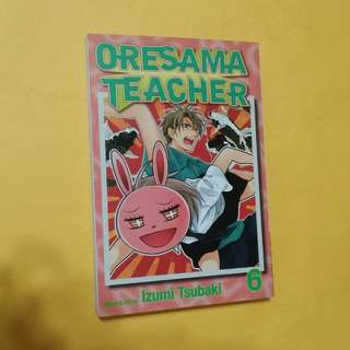 ORESAMA TEACHER 6