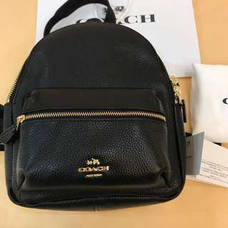 (Preorder )Authentic Coach mini backpack