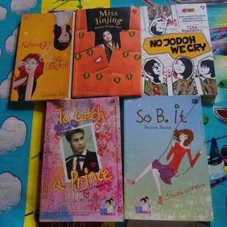 Teenlit Books