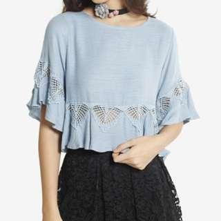 Hem blouse