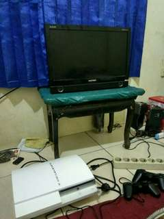 Playstation 3 250 GB mesin cech