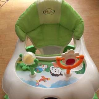 Pietro Premium Baby Walker with music and toys