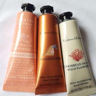 🚚 Crabtree & Evelyn Hand Cream