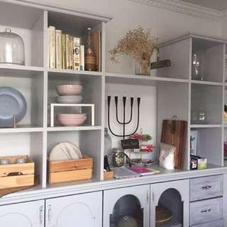 Repainted Vintage Cabinet