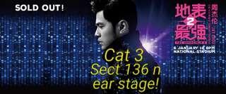 Jay Chou 2018 Concert Tour