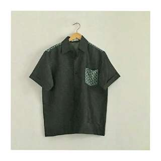 Men shirt (kur.a.tor) local brand