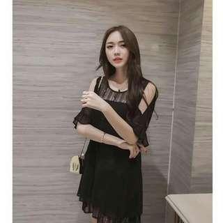 Chiffon dress