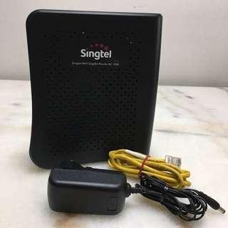 Singtel Router AC1900